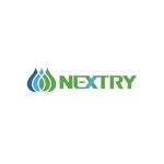 rogomaruさんの【工場汚水の浄化をする為の工業系薬品の製造・販売会社】『㈱NEXTRY(ネクストリー)』のロゴへの提案