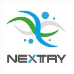 AQUA-pontaさんの【工場汚水の浄化をする為の工業系薬品の製造・販売会社】『㈱NEXTRY(ネクストリー)』のロゴへの提案