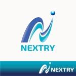 drkigawaさんの【工場汚水の浄化をする為の工業系薬品の製造・販売会社】『㈱NEXTRY(ネクストリー)』のロゴへの提案