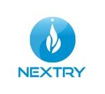 masakey01さんの【工場汚水の浄化をする為の工業系薬品の製造・販売会社】『㈱NEXTRY(ネクストリー)』のロゴへの提案