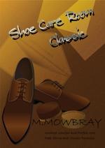 Design_TOMATOさんの「クラシック」をテーマにした靴業界展示会のポスターデザインへの提案