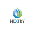 maple_marronさんの【工場汚水の浄化をする為の工業系薬品の製造・販売会社】『㈱NEXTRY(ネクストリー)』のロゴへの提案