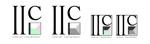 HASHIMOTOさんのインテリアコーディネーター事務所のロゴへの提案