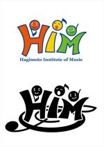 warakuさんの音楽教室のホームページ・広告用ロゴ制作への提案
