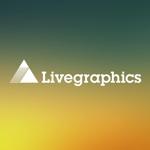 特殊映像技術会社「株式会社ライブグラフィックス」のロゴデザインへの提案