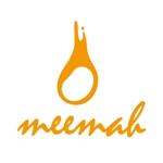 海外展開するデザート店の「meemah」のロゴへの提案