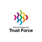 skyblueさんのソフトウェア開発会社の会社ロゴへの提案