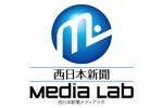 king_jさんのWEB・映像制作会社「西日本新聞メディアラボ」の社名ロゴ制作への提案