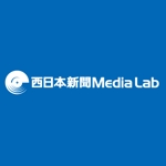 kuma-booさんのWEB・映像制作会社「西日本新聞メディアラボ」の社名ロゴ制作への提案