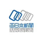 satorihiraitaさんのWEB・映像制作会社「西日本新聞メディアラボ」の社名ロゴ制作への提案