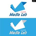 yamanonekoさんのWEB・映像制作会社「西日本新聞メディアラボ」の社名ロゴ制作への提案