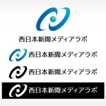 REVELAさんのWEB・映像制作会社「西日本新聞メディアラボ」の社名ロゴ制作への提案