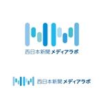 yajimapさんのWEB・映像制作会社「西日本新聞メディアラボ」の社名ロゴ制作への提案