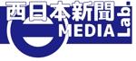 IGSHさんのWEB・映像制作会社「西日本新聞メディアラボ」の社名ロゴ制作への提案