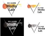 studio-neo-kさんのWEB・映像制作会社「西日本新聞メディアラボ」の社名ロゴ制作への提案