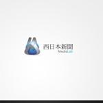 SerkyouさんのWEB・映像制作会社「西日本新聞メディアラボ」の社名ロゴ制作への提案