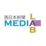 do-basicさんのWEB・映像制作会社「西日本新聞メディアラボ」の社名ロゴ制作への提案