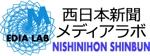 honeyakikoさんのWEB・映像制作会社「西日本新聞メディアラボ」の社名ロゴ制作への提案