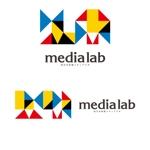 kzdesignさんのWEB・映像制作会社「西日本新聞メディアラボ」の社名ロゴ制作への提案