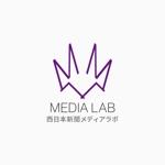 FuturaさんのWEB・映像制作会社「西日本新聞メディアラボ」の社名ロゴ制作への提案