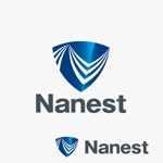 agnesさんの新会社「Nanest」のロゴ作成への提案