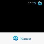 yuizmさんの新会社「Nanest」のロゴ作成への提案