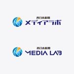 flyingmanさんのWEB・映像制作会社「西日本新聞メディアラボ」の社名ロゴ制作への提案