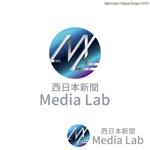 lightworkerさんのWEB・映像制作会社「西日本新聞メディアラボ」の社名ロゴ制作への提案