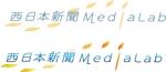vshowさんのWEB・映像制作会社「西日本新聞メディアラボ」の社名ロゴ制作への提案