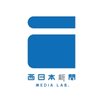 anagraphicさんのWEB・映像制作会社「西日本新聞メディアラボ」の社名ロゴ制作への提案