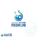 take5-designさんのWEB・映像制作会社「西日本新聞メディアラボ」の社名ロゴ制作への提案