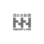 KiWaさんのWEB・映像制作会社「西日本新聞メディアラボ」の社名ロゴ制作への提案