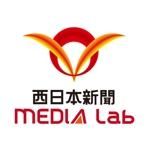 capricorn2000さんのWEB・映像制作会社「西日本新聞メディアラボ」の社名ロゴ制作への提案