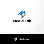 you5361028さんのWEB・映像制作会社「西日本新聞メディアラボ」の社名ロゴ制作への提案