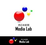easelさんのWEB・映像制作会社「西日本新聞メディアラボ」の社名ロゴ制作への提案