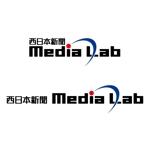 gaikumaさんのWEB・映像制作会社「西日本新聞メディアラボ」の社名ロゴ制作への提案