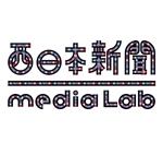 kropsさんのWEB・映像制作会社「西日本新聞メディアラボ」の社名ロゴ制作への提案