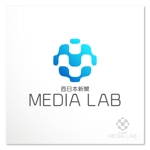 sakari2さんのWEB・映像制作会社「西日本新聞メディアラボ」の社名ロゴ制作への提案