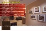 K-Stationさんの【美容鍼灸サロン】お客様向けポストカードのデザイン(デザインラフあり)への提案