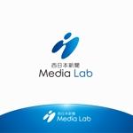 Doing1248さんのWEB・映像制作会社「西日本新聞メディアラボ」の社名ロゴ制作への提案