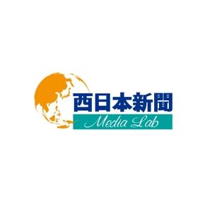 family-ookawaさんのWEB・映像制作会社「西日本新聞メディアラボ」の社名ロゴ制作への提案