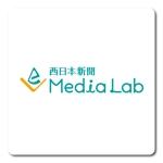konamaruさんのWEB・映像制作会社「西日本新聞メディアラボ」の社名ロゴ制作への提案