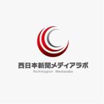 rgm_mさんのWEB・映像制作会社「西日本新聞メディアラボ」の社名ロゴ制作への提案