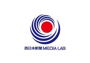lotoさんのWEB・映像制作会社「西日本新聞メディアラボ」の社名ロゴ制作への提案