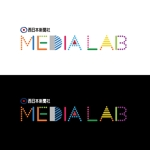 morita_design_digitalさんのWEB・映像制作会社「西日本新聞メディアラボ」の社名ロゴ制作への提案