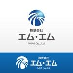 株式会社エム・エムの新しい企業ロゴへの提案