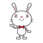 pin_ke6oさんのうさぎ又はひつじのキャラクターデザインへの提案