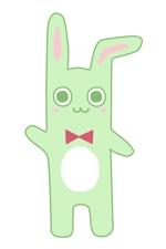 hatsuyuki_0100さんのうさぎ又はひつじのキャラクターデザインへの提案