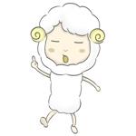 9shotsuさんのうさぎ又はひつじのキャラクターデザインへの提案