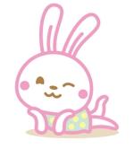 shizuku45さんのうさぎ又はひつじのキャラクターデザインへの提案